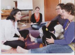 En pleine formation d'Isabelle Filliozat (source L'école des parents)