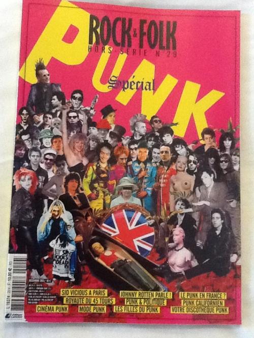 Hors série Rock&Folk