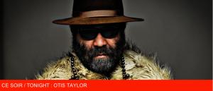 Otis Taylor, pour Rock & Folk est de nos plus grands bluesman!