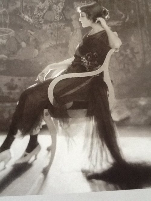 Baron Adolf de Meyer Vogue Février 1921