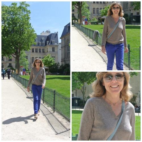 Sandrine, 51 ans.