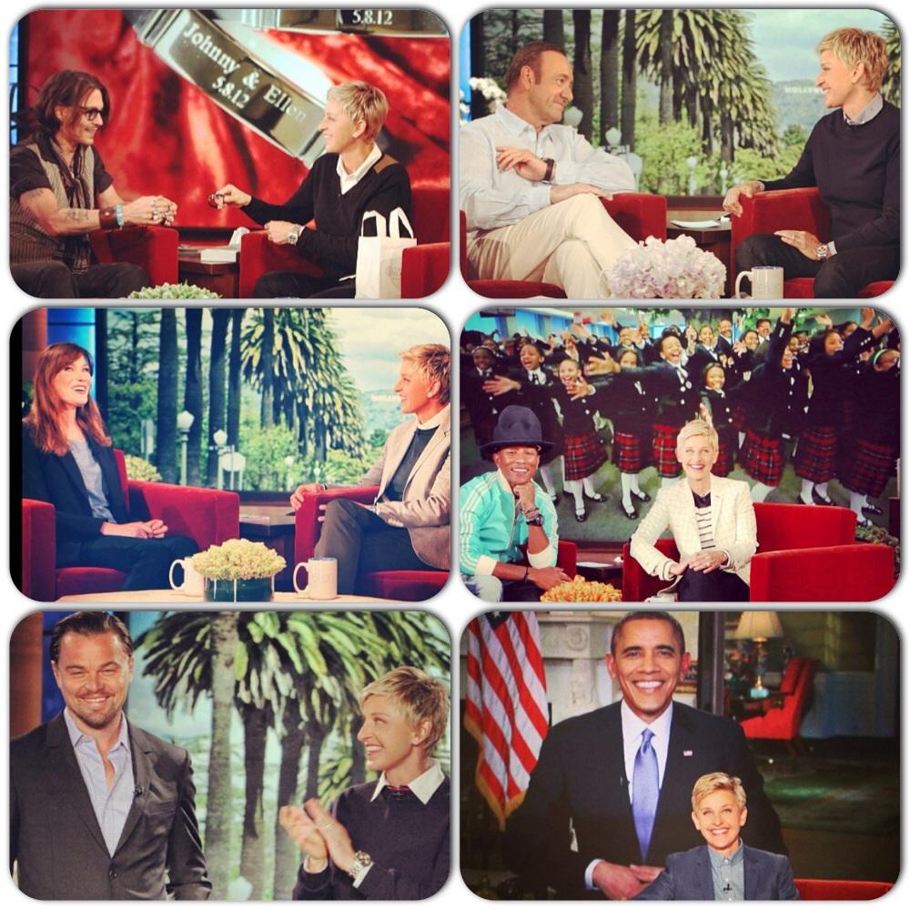 Ellen Show sites de rencontre