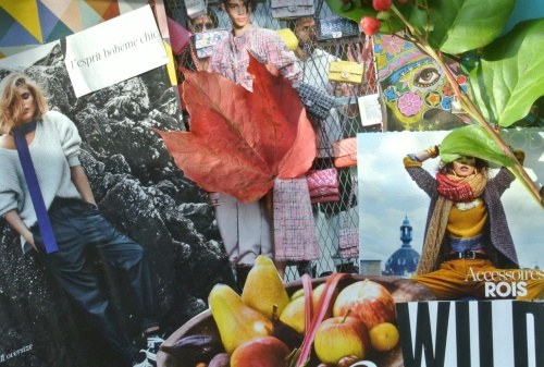 Mood board automnal!