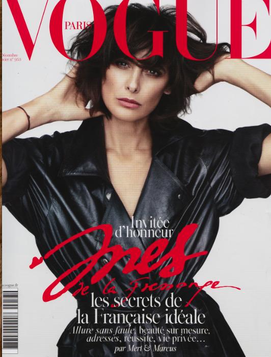 Vogue / Jeune Vieillis Pas